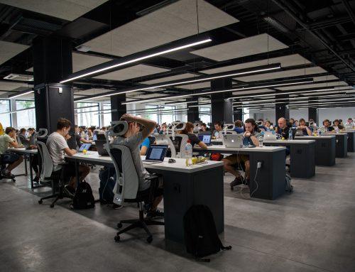 Open Office Plans Destroy Employee Productivity