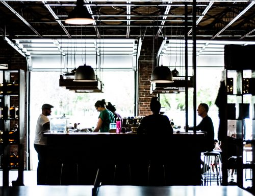 Coworking Space Versus the Coffee Shop